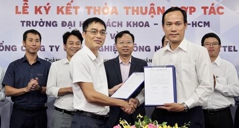 Tổng Công ty Công nghệ cao Viettel hợp tác sản xuất chip 5G