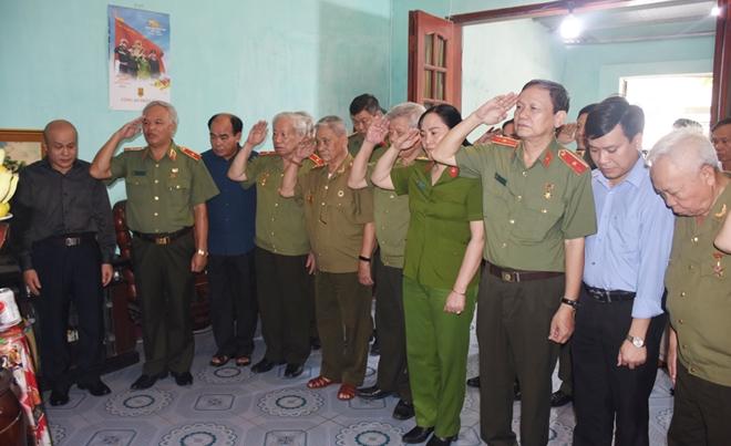 Ban Liên lạc Công an chi viện cho An ninh miền Nam tri ân tại Thanh Hoá - Ảnh minh hoạ 2
