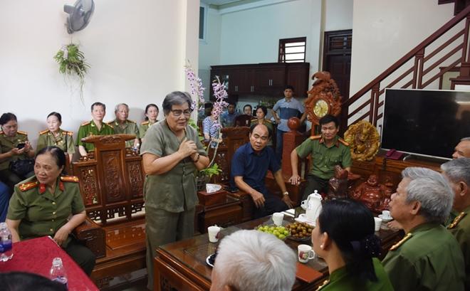 Ban Liên lạc Công an chi viện cho An ninh miền Nam tri ân tại Thanh Hoá - Ảnh minh hoạ 6