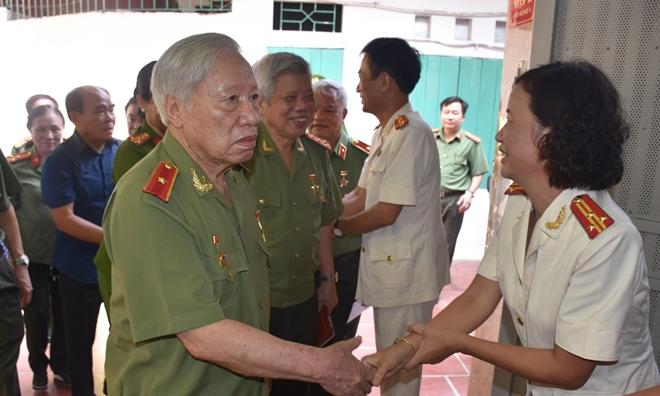 Ban Liên lạc Công an chi viện cho An ninh miền Nam tri ân tại Thanh Hoá - Ảnh minh hoạ 5