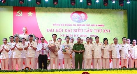 Đảng bộ Công an Hải Phòng tiếp tục bám sát mục tiêu phát triển KTXH của Thành phố