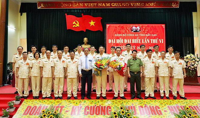Đại hội Đại biểu Đảng bộ Công an tỉnh Bắc Kạn lần thứ VI - Ảnh minh hoạ 3