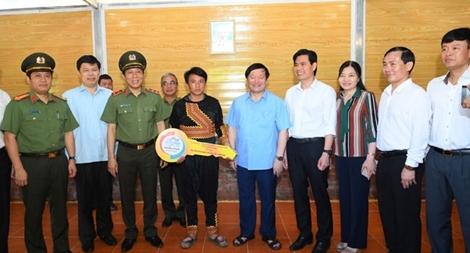 Những ngôi nhà của ý Đảng, lòng dân ở Sơn La