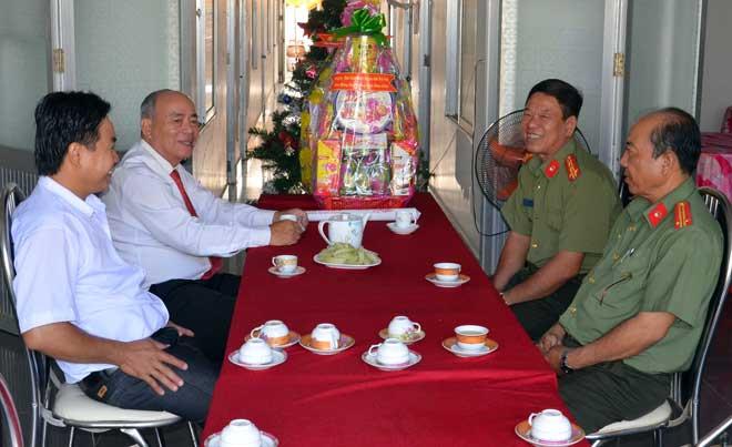 Đại tá Huỳnh Văn Thình: Thầm lặng trên trận tuyến an ninh