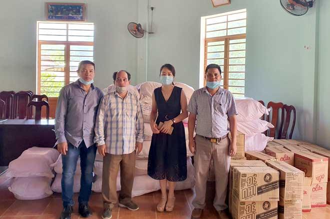 Tặng 1.000 suất quà hỗ trợ người dân miền núi bị ảnh hưởng dịch COVID-19 - Ảnh minh hoạ 2