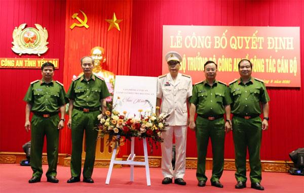 Công an tỉnh Yên Bái có tân Phó Giám đốc - Ảnh minh hoạ 2