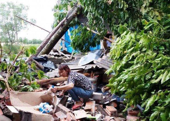 Tập trung giúp dân khắc phục hậu quả bão số 5 - Ảnh minh hoạ 6