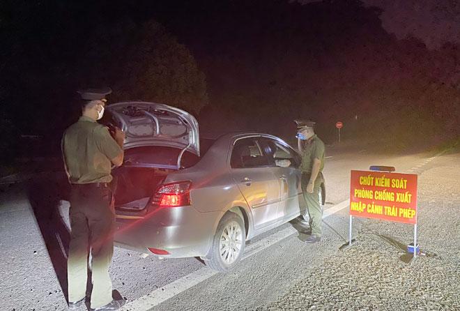 Căng sức chống nhập cảnh trái phép trên tuyến biên giới Lào Cai