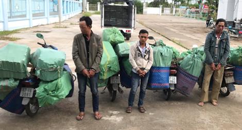 Buôn bán, vận chuyển 1 bao thuốc lá lậu có thể bị phạt tiền tới 3 triệu đồng