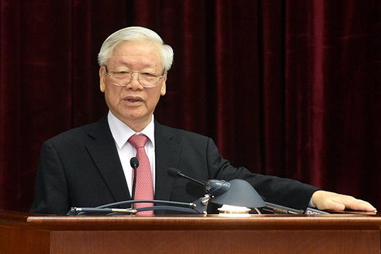Phát biểu của Tổng Bí thư, Chủ tịch nước khai mạc Hội nghị Trung ương 13