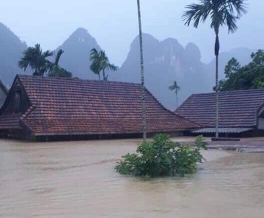 Hỗ trợ khẩn cấp đồng bào 3 tỉnh miền Trung bị thiệt hại bởi mưa lũ - Ảnh minh hoạ 5