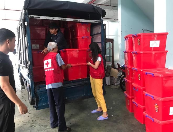 Hỗ trợ khẩn cấp đồng bào 3 tỉnh miền Trung bị thiệt hại bởi mưa lũ