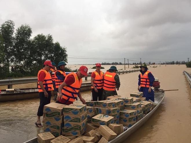 Hỗ trợ khẩn cấp đồng bào 3 tỉnh miền Trung bị thiệt hại bởi mưa lũ - Ảnh minh hoạ 2
