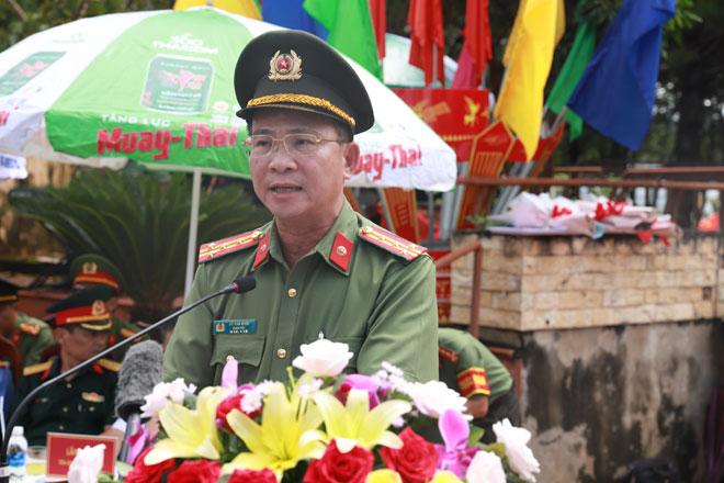 Giữ vững ANTT, góp phần vào thành công Đại hội Đảng bộ tỉnh Đắk Nông