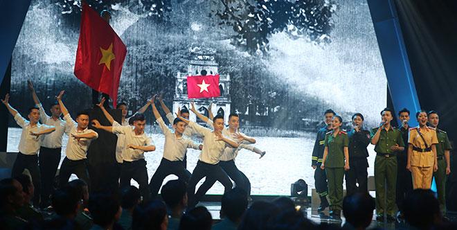 Hoạt động Văn hóa - Nghệ thuật đặc biệt Kỷ niệm 75 năm Ngày truyền thống CAND Việt Nam - Ảnh minh hoạ 8
