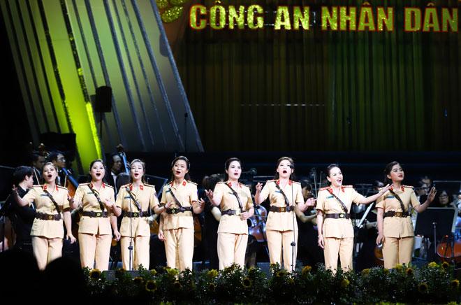 Hoạt động Văn hóa - Nghệ thuật đặc biệt Kỷ niệm 75 năm Ngày truyền thống CAND Việt Nam - Ảnh minh hoạ 2