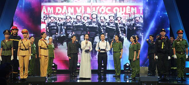 Hoạt động Văn hóa - Nghệ thuật đặc biệt Kỷ niệm 75 năm Ngày truyền thống CAND Việt Nam - Ảnh minh hoạ 9