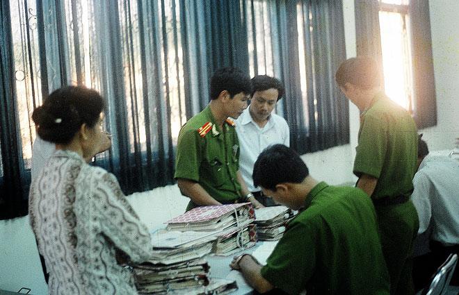 Vụ án ở Mường Tè và chuyến công tác ngược dòng Đà Giang