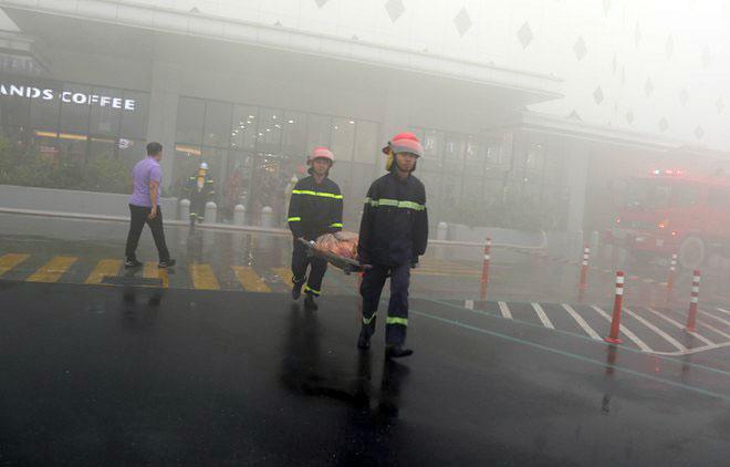 Nâng cao chữa cháy, cứu nạn tại Trung tâm thương mại - Ảnh minh hoạ 2
