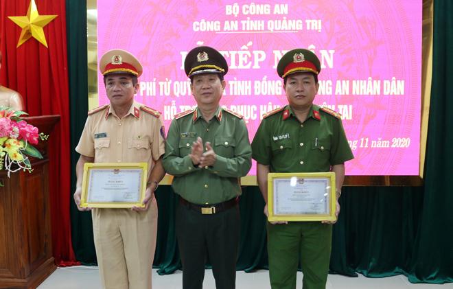 Thứ trưởng Nguyễn Văn Sơn kiểm tra công tác khắc phục hậu quả bão số 13 - Ảnh minh hoạ 4