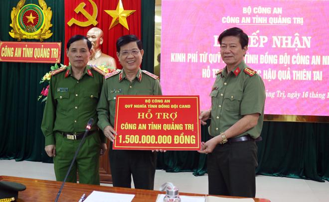 Thứ trưởng Nguyễn Văn Sơn kiểm tra công tác khắc phục hậu quả bão số 13 - Ảnh minh hoạ 2
