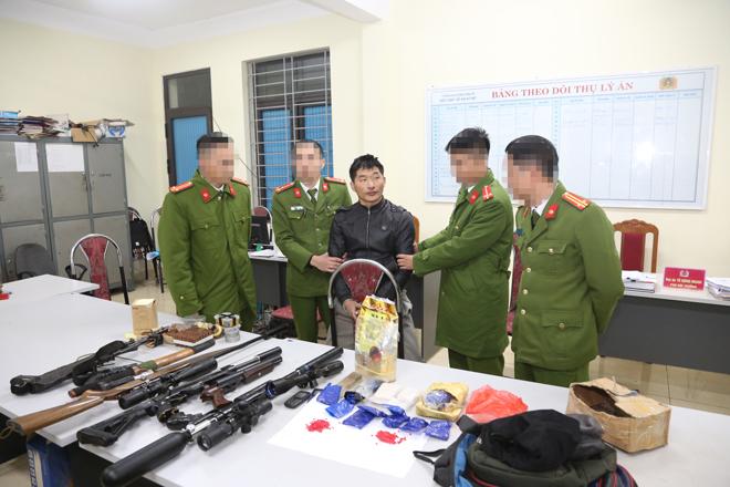 Khen thưởng Công an huyện Vân Hồ bắt vụ ma túy lớn - Ảnh minh hoạ 2