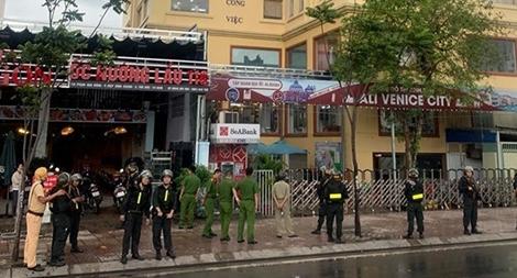 Mũi nhọn chống tội phạm kinh tế ở TP Hồ Chí Minh