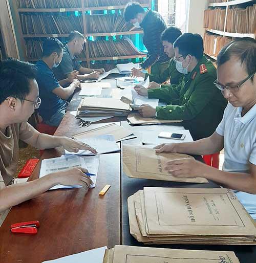 Đẩy nhanh tiến độ Dự án cơ sở dữ liệu quốc gia về dân cư  tại Đắk Nông