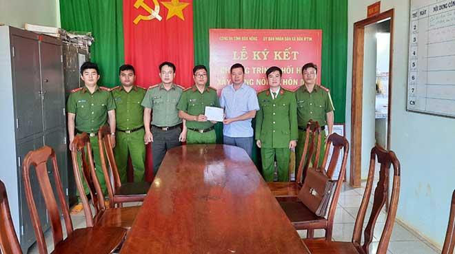 Đẩy nhanh tiến độ Dự án cơ sở dữ liệu quốc gia về dân cư  tại Đắk Nông - Ảnh minh hoạ 3