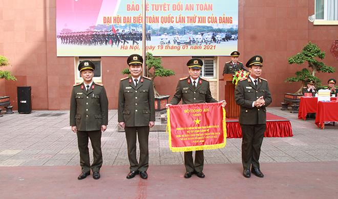 Sẵn sàng bảo vệ tuyệt đối an toàn Đại hội Đảng lần thứ XIII - Ảnh minh hoạ 3