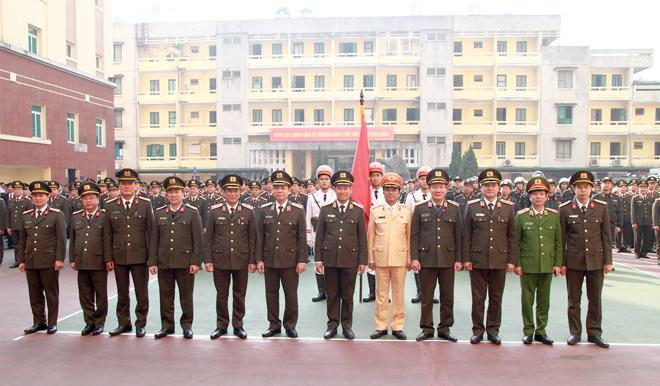 Sẵn sàng bảo vệ tuyệt đối an toàn Đại hội Đảng lần thứ XIII - Ảnh minh hoạ 2
