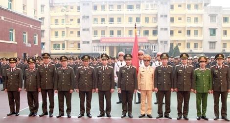 Sẵn sàng bảo vệ tuyệt đối an toàn Đại hội Đảng lần thứ XIII