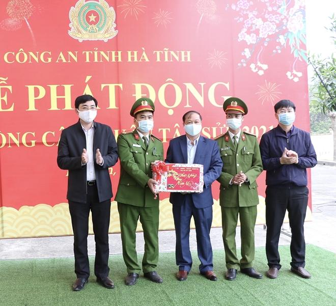 Công an Hà Tĩnh phát động Tết trồng cây xuân Tân Sửu 2021 - Ảnh minh hoạ 2