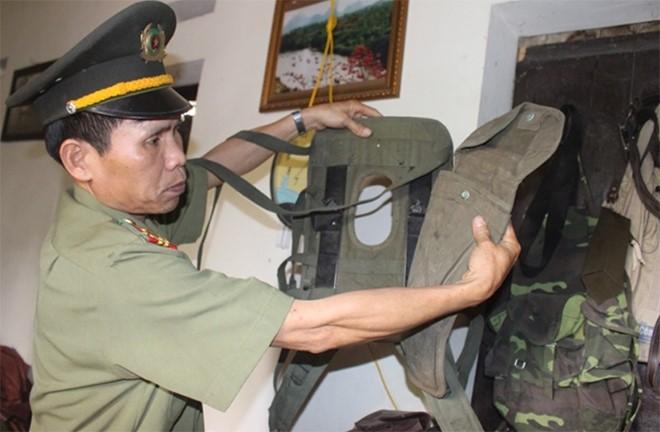 Thượng tá Đào Hà: Người lưu giữ những giá trị của ký ức