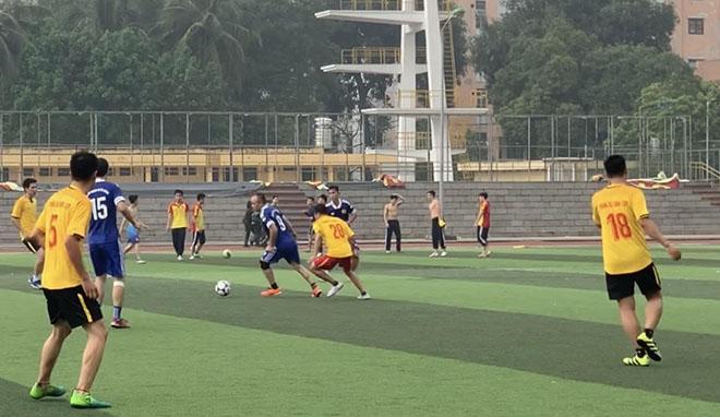 Khai mạc Giải bóng đá Cục Kế hoạch và Tài chính CAND - Ảnh minh hoạ 2