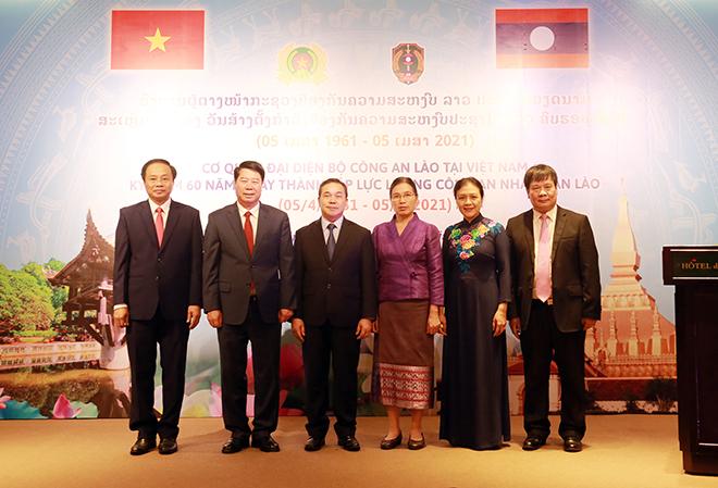 Thắt chặt quan hệ hợp tác giữa lực lượng CAND hai nước Việt – Lào - Ảnh minh hoạ 2