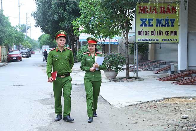 Nữ sinh giỏi văn gắn bó với màu áo Cảnh sát Hình sự - Ảnh minh hoạ 2