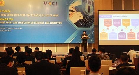 Xây dựng quy định pháp luật về bảo vệ dữ liệu cá nhân