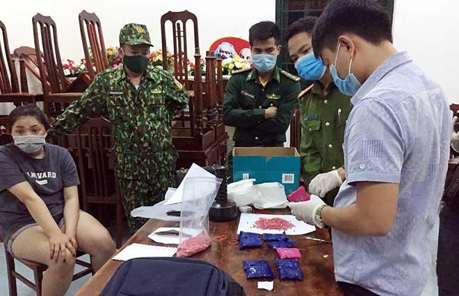 Quyết liệt ngăn chặn tội phạm ma túy trên tuyến biên giới Việt-Lào