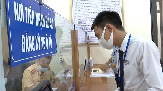 Công an tỉnh Phú Thọ khảo sát sự hài lòng của người dân đối với sự phục vụ CSGT - Ảnh minh hoạ 2