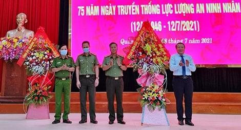 Quảng Trị kỷ niệm 75 năm Ngày truyền thống lực lượng ANND