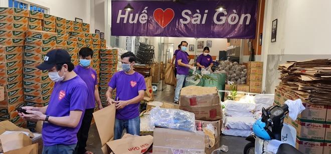 Tấm lòng người dân miền Trung hướng về TP Hồ Chí Minh