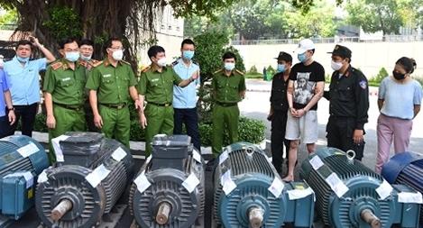 Quyết tâm không để Việt Nam là địa bàn trung chuyển ma tuý quốc tế