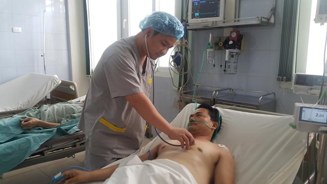 Bệnh viện E cứu sống bệnh nhân nhồi máu cơ tim cấp