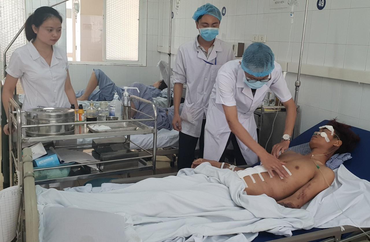 Bệnh viện 198 cứu sống hai bệnh nhân trong tình trạng nguy kịch