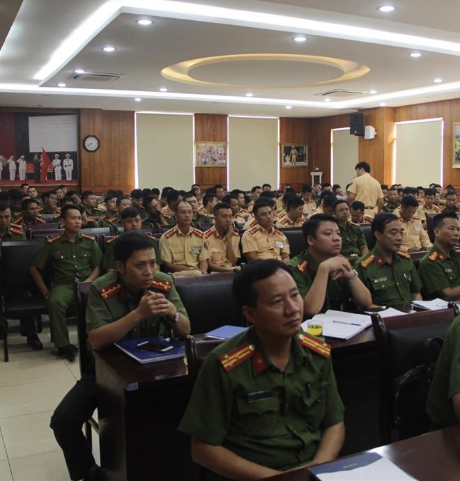Công an TP Hà Nội: Triển khai bổ sung 15 tổ công tác 141