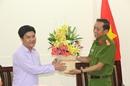 Sở Du lịch TP Đà Nẵng cảm ơn lực lượng Công an