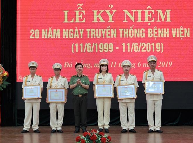 Bệnh viện 199 kỷ niệm 20 năm thành lập
