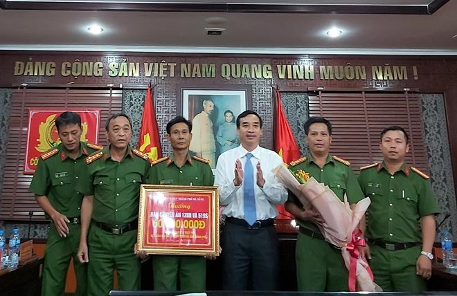 Khen thưởng Công an TP Đà Nẵng phá thành công 2 chuyên án ma túy