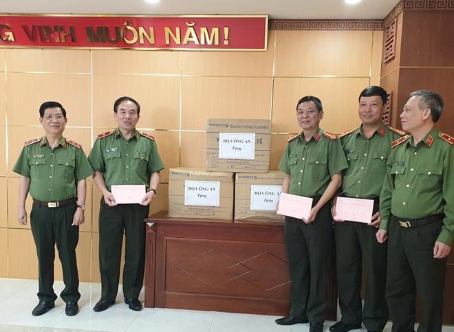 Biểu dương Công an Đà Nẵng và Bệnh viện 199 về phòng chống dịch - Ảnh minh hoạ 3